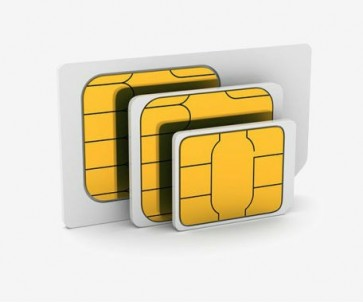 Data SIM Card Rental (2GB /day)